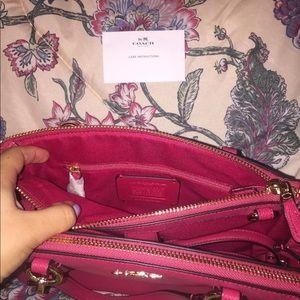 Coach crossbody purse bag